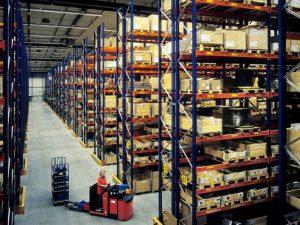 полы для склада