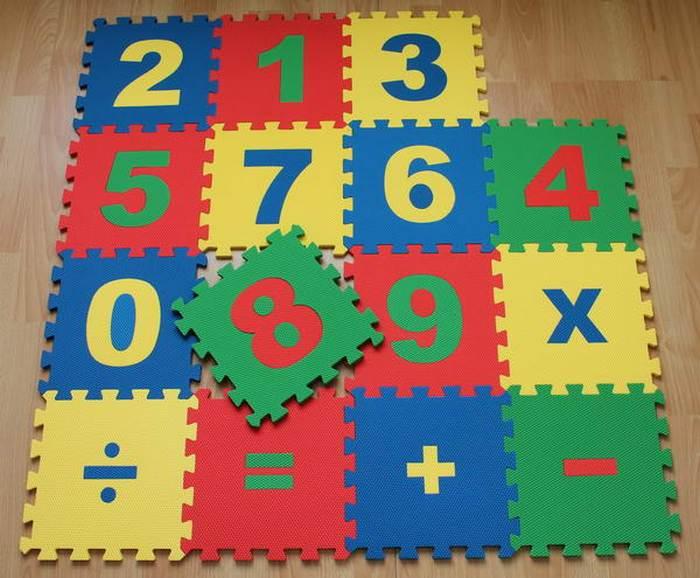 напольное покрытие для детской игровой комнаты