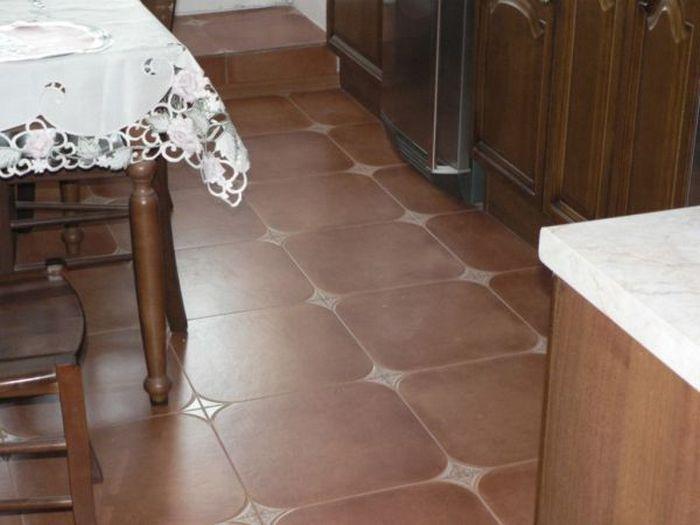 плитка для кухни на пол под ламинат