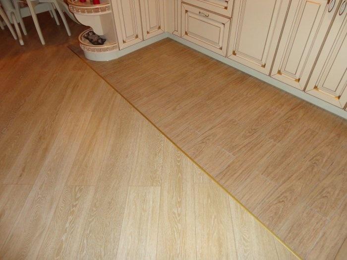 линолеум для кухни на пол