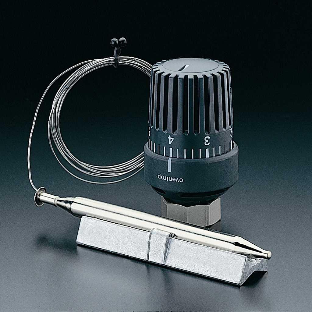 подключение термостата водяного теплого пола