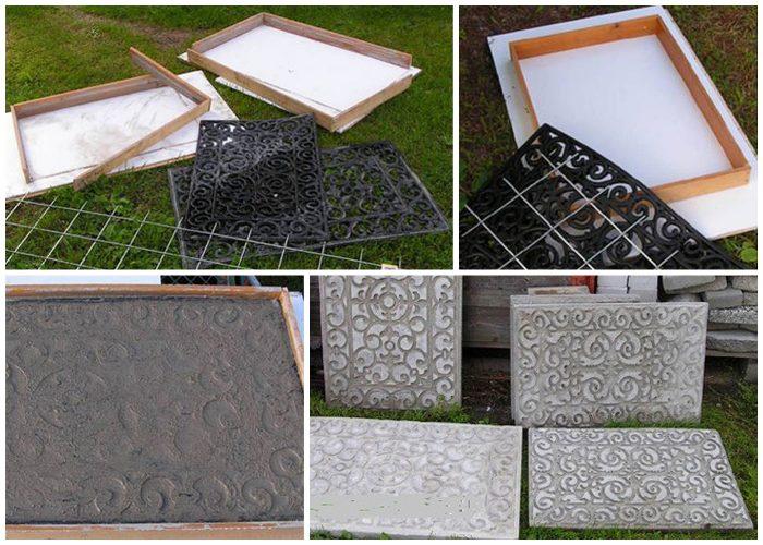 матрица для плитки