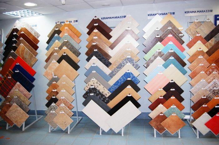покупка керамической плитки