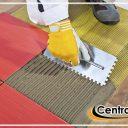 Технология укладки плитки на деревянный пол